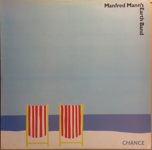 Manfred Mann's Earth Band Chance Cover Art