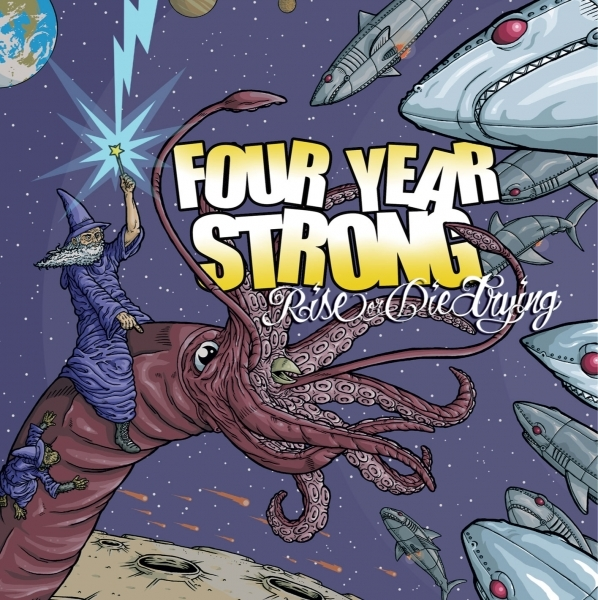 Four Year Strong Rise or Die Trying cover art