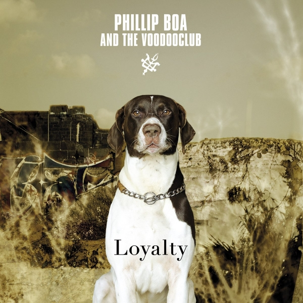 Phillip Boa and the Voodooclub Loyalty cover art