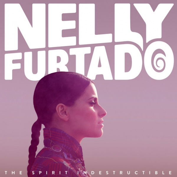 Nelly Furtado The Spirit Indestructible Cover Art
