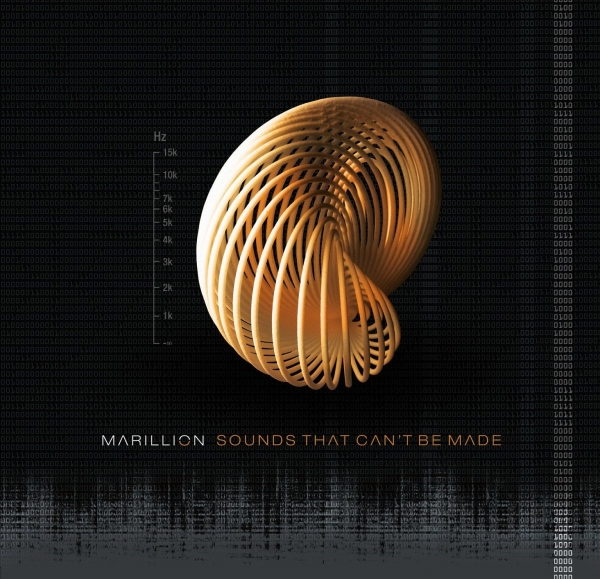 Marillion Sounds That Can't Be Made Cover Art