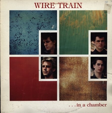 Wire Train In a Chamber Cover Art