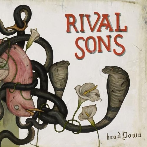 Rival Sons  cover art