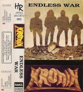 Kronik Endless War cover art