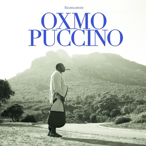 Oxmo Puccino Roi sans carrosse cover art