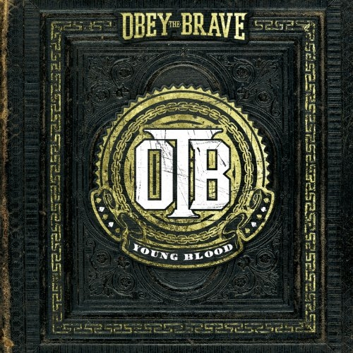 Obey the Brave Young Blood Cover Art