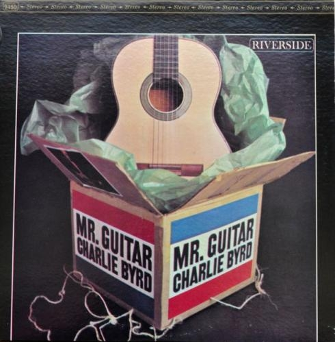Charlie Byrd Mr. Guitar cover art
