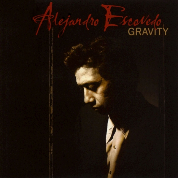 Alejandro Escovedo Gravity cover art