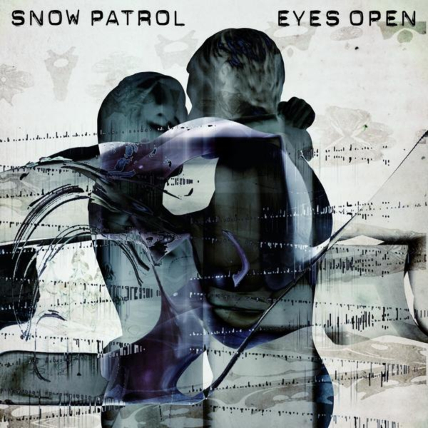 Snow Patrol Eyes Open cover art