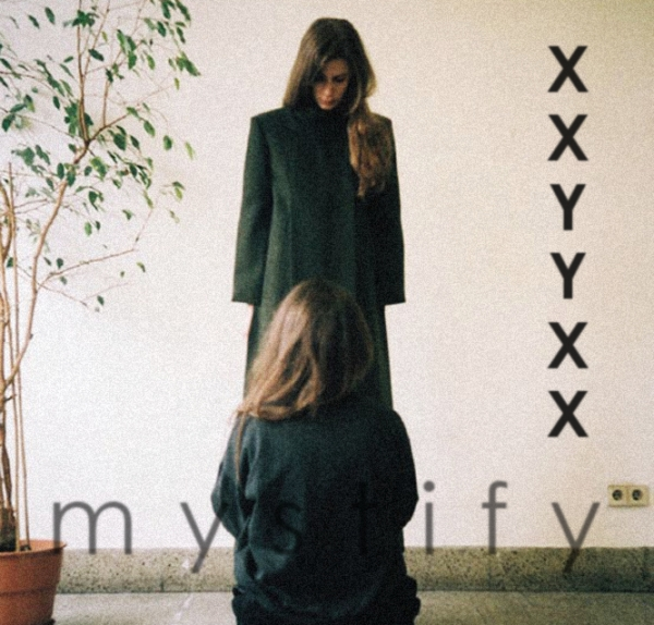 XXYYXX Mystify Cover Art