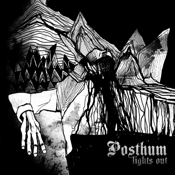 Posthum Lights Out cover art