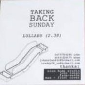 Taking Back Sunday Lullaby Cover Art