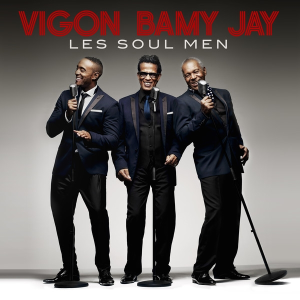 Vigon Bamy Jay Les Soul Men cover art