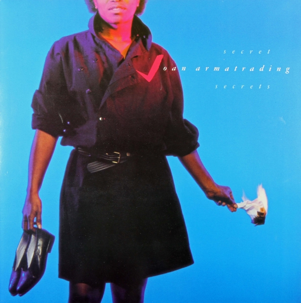 Joan Armatrading Secret Secrets Cover Art