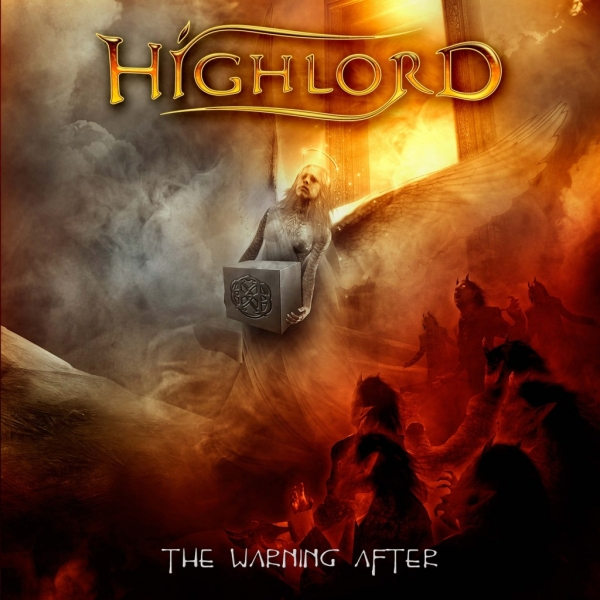 Highlord The Warning After cover art