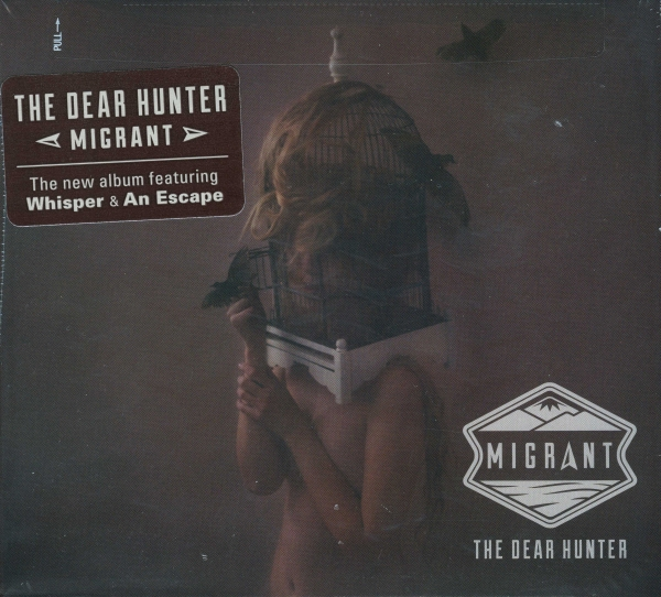 The Dear Hunter Migrant cover art