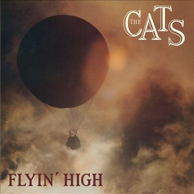 The Cats Flyin' High cover art