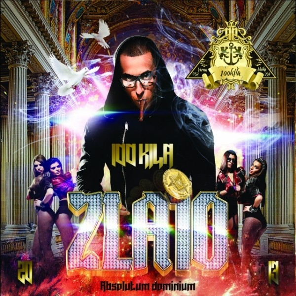 100 Kila Zla10 cover art