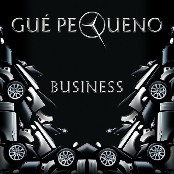 Gué Pequeno Business Cover Art