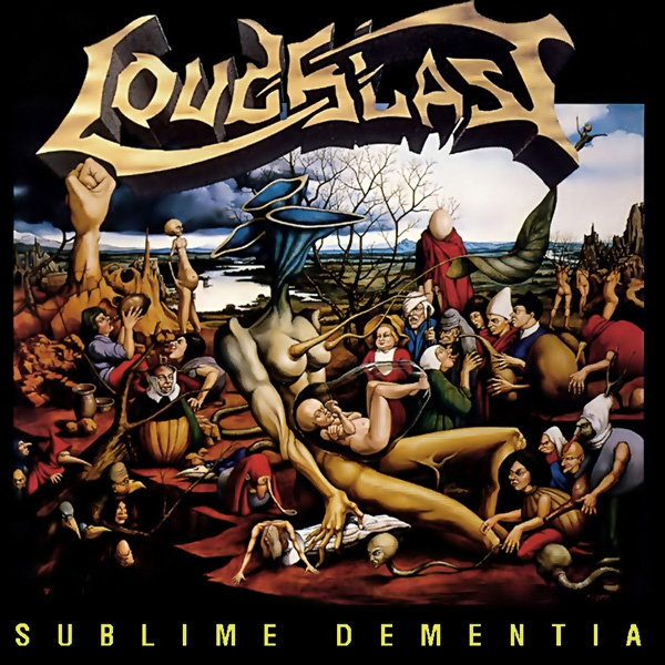Loudblast Sublime Dementia Cover Art