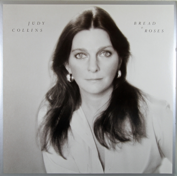Judy Collins Bread & Roses Cover Art
