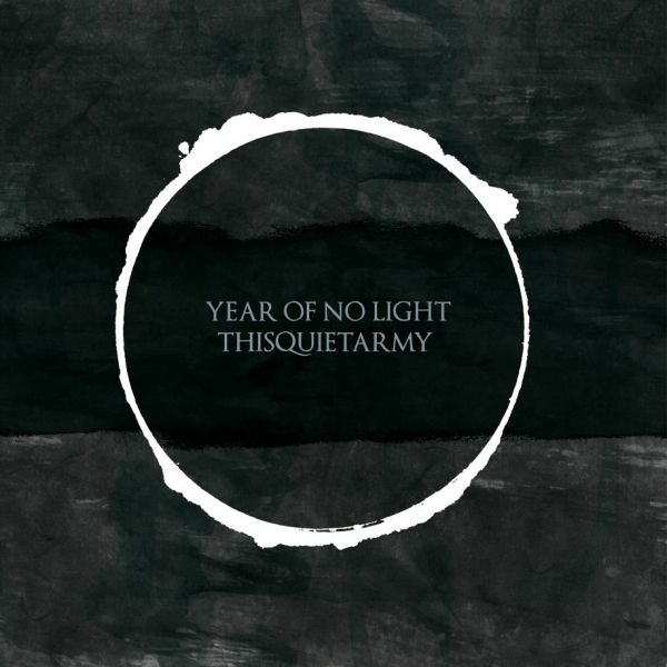 Year of No Light / thisquietarmy Year of No Light / thisquietarmy Cover Art