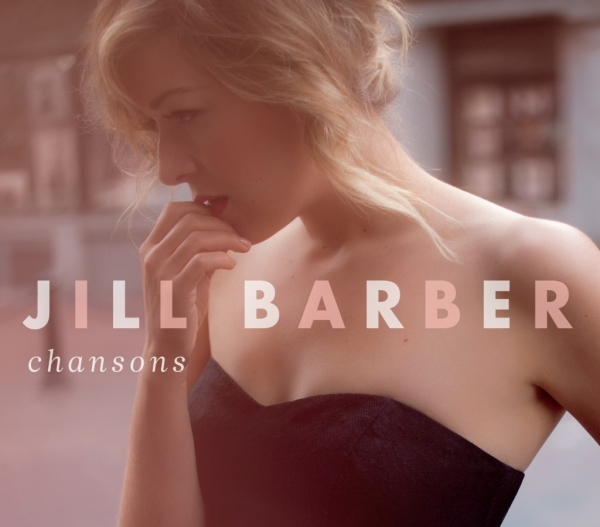 Jill Barber Chansons cover art