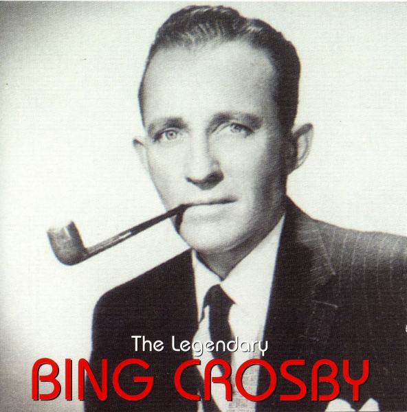 Bing Crosby The Legendary Bing Crosby cover art