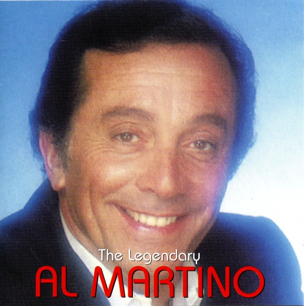Al Martino The Legendary Al Martino cover art