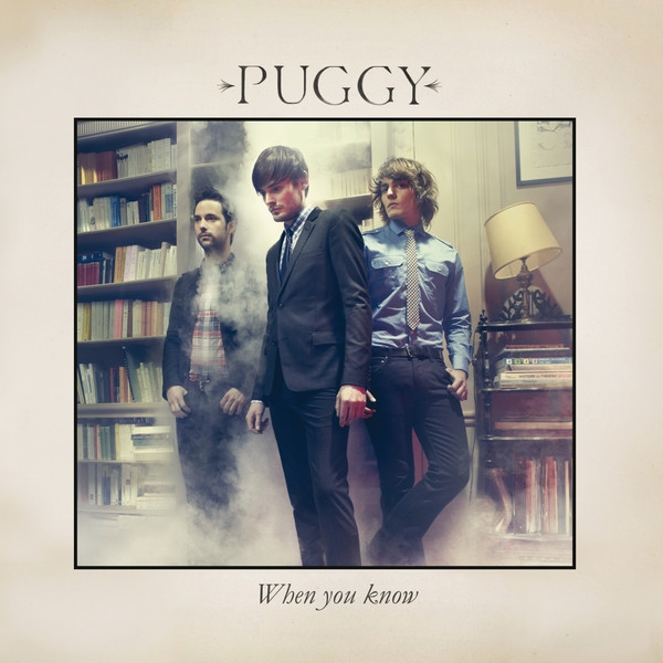 Puggy When You Know Cover Art