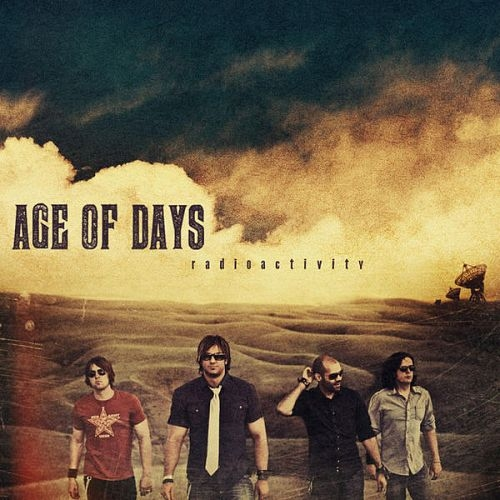 Age of Days Radioactivity cover art