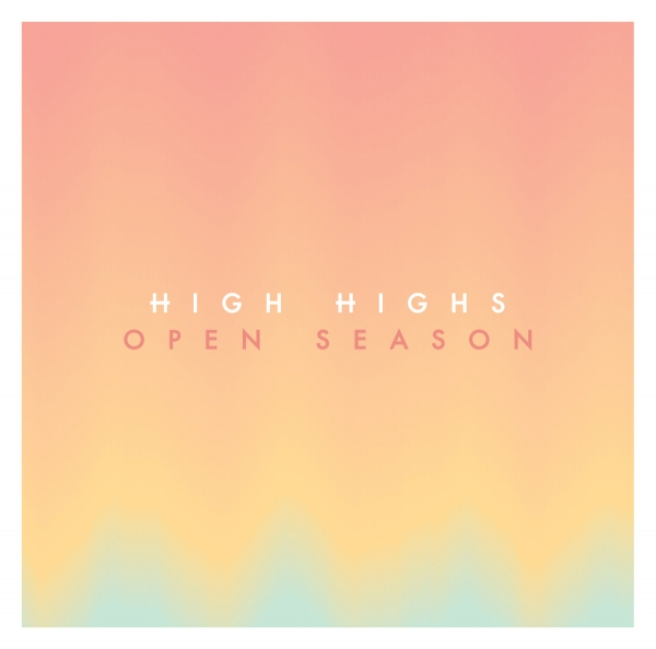 High Highs Open Season Cover Art