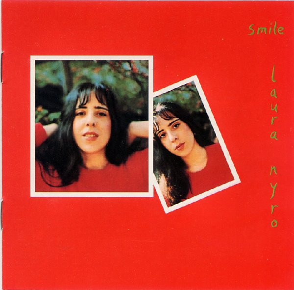 Laura Nyro Smile Cover Art