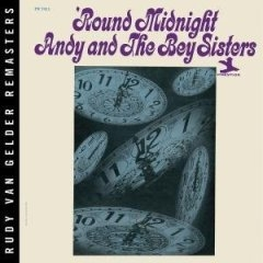 Andy & the Bey Sisters 'Round Midnight Cover Art