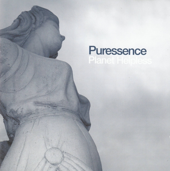 Puressence Planet Helpless cover art