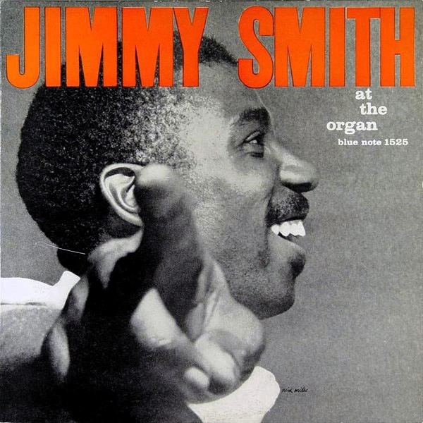 Jimmy Smith The Incredible Jimmy Smith at the Organ, Volume 3 cover art