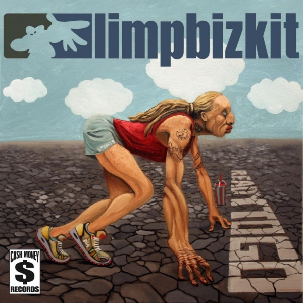 Limp Bizkit Ready To Go cover art