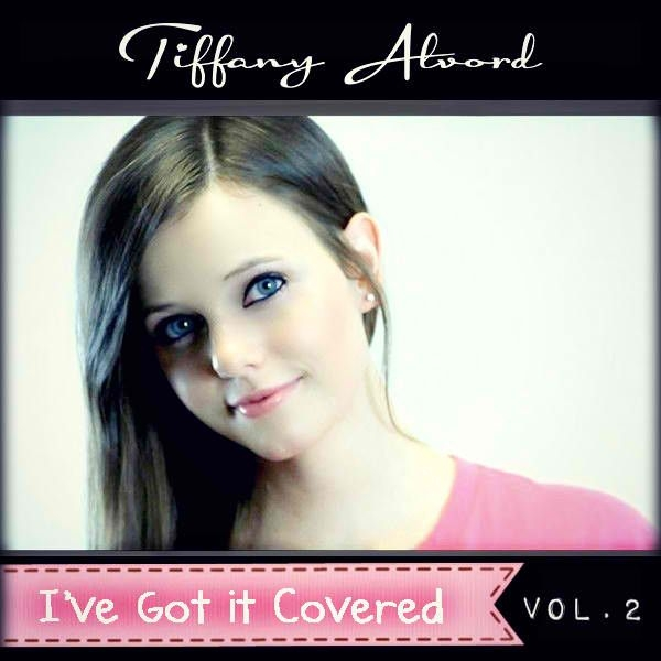 Tiffany Alvord I've Got It Covered, Vol. 2 cover art