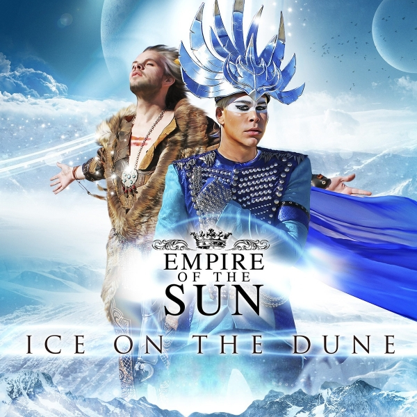 Empire of the Sun Ice on the Dune cover art