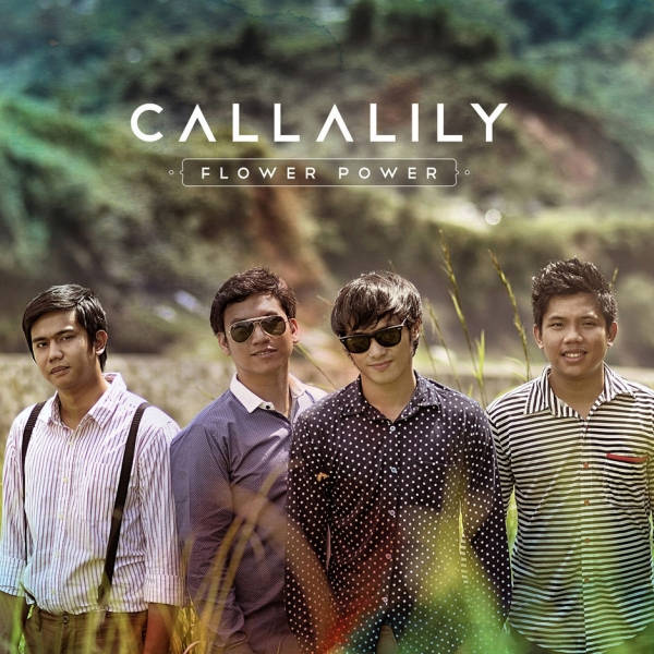 Callalily Flower Power cover art