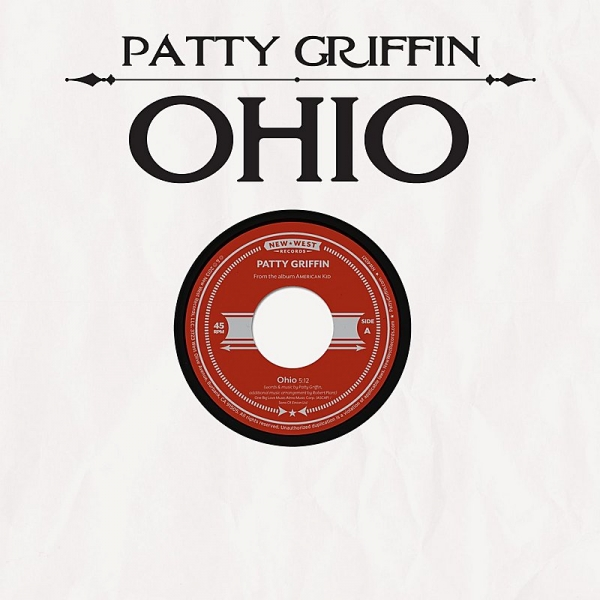 Patty Griffin Ohio Cover Art
