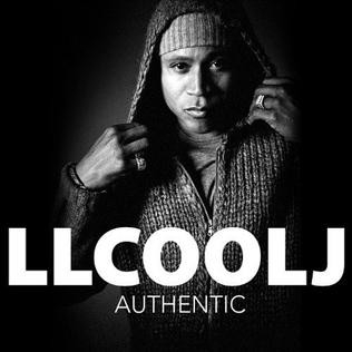 LL Cool J Authentic Cover Art