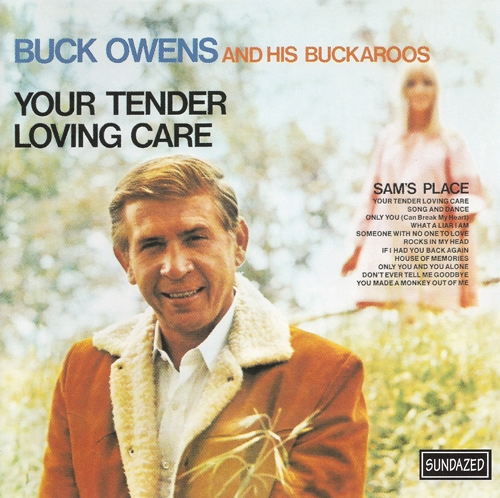 Buck Owens Your Tender Loving Care cover art