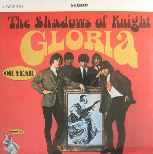 The Shadows of Knight Gloria cover art