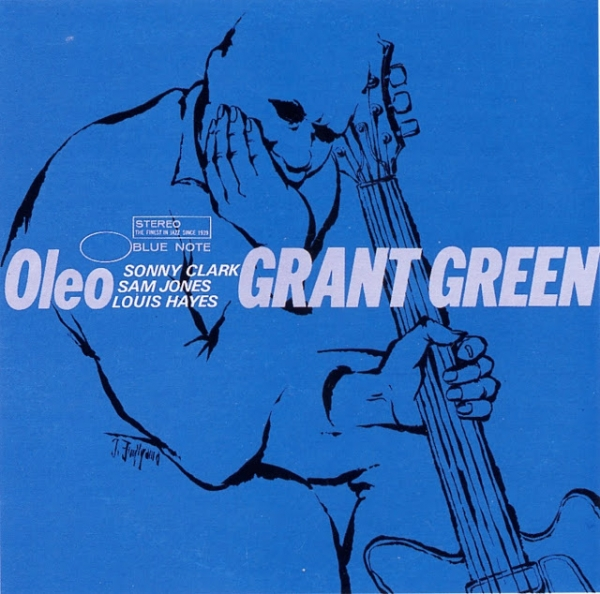 Grant Green Oleo Cover Art
