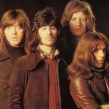 Badfinger Straight Up cover art