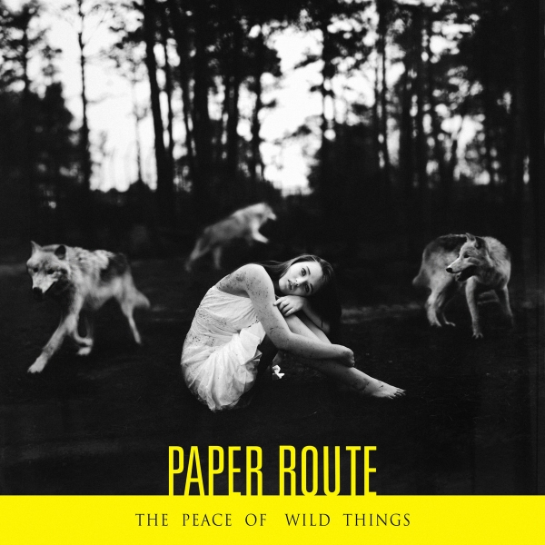 Paper Route The Peace of Wild Things cover art
