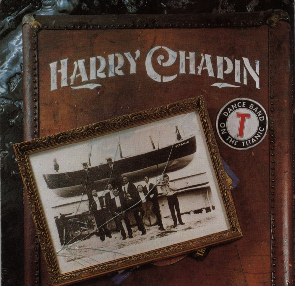 Harry Chapin Dance Band on the Titanic cover art