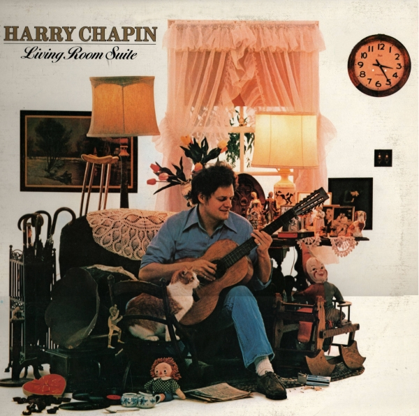 Harry Chapin Living Room Suite cover art