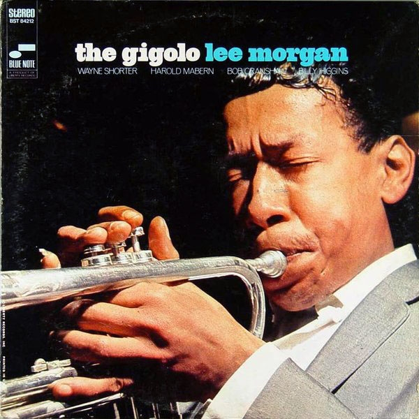 Lee Morgan The Gigolo Cover Art